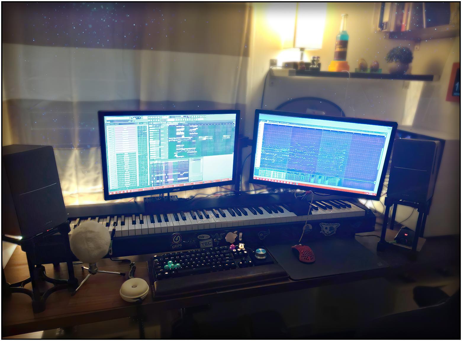 KiloWorks PC Setup